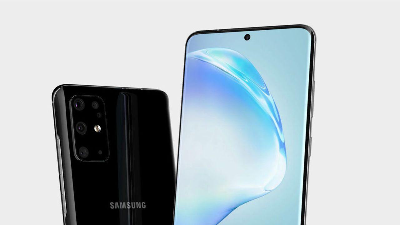presentacion del Samsung Galaxy S11