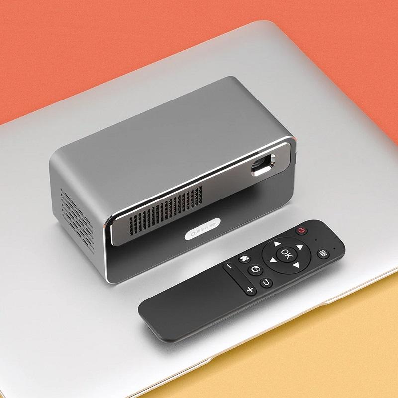 Alfawise HDP300, mando a distancia