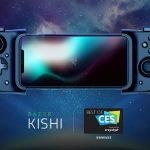 CES 2020 - El Razer Kishi es el nuevo gamepad universal de Razer para móviles