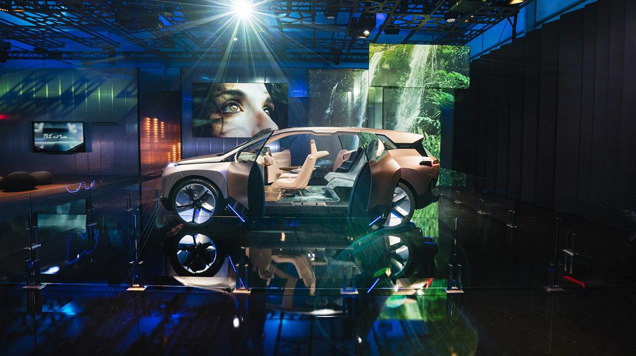 CES 2020, el Grupo BMW muestra su visión de movilidad del futuro