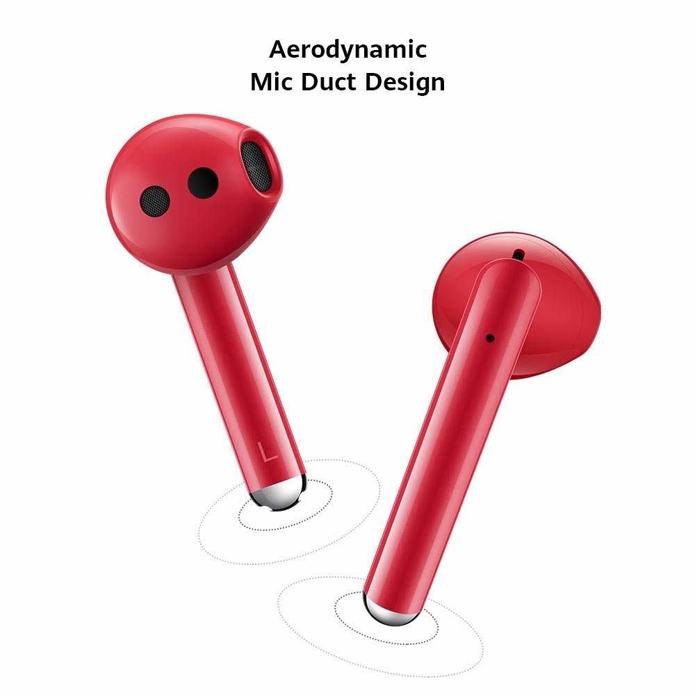 Huawei Freebuds 3 en Color Rojo