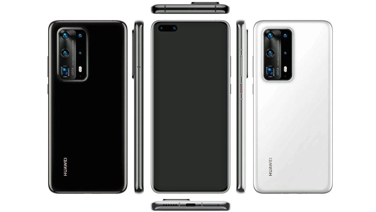 Huawei P40 Pro PE, sale a la luz un nuevo modelo con Penta cámara trasera