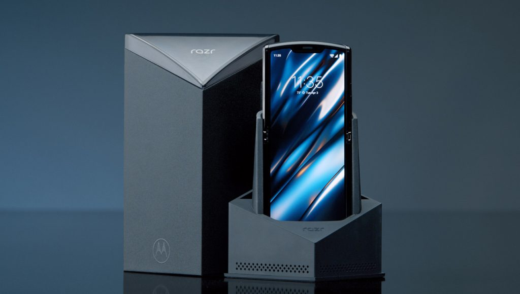 Motorola Razr - Características