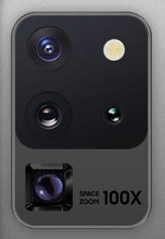 Posible diseño del Samsung Galaxy Note 20