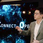 Presidente y Director de Tecnología de LG - Dr. I.P. Park
