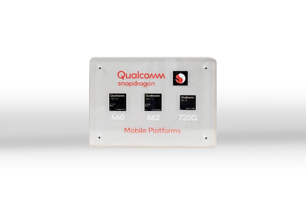 Qualcomm anuncia los nuevos chips Snapdragon 720G, 662 y 460
