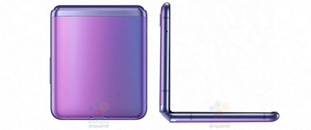 Samsung Galaxy Z Flip - Características