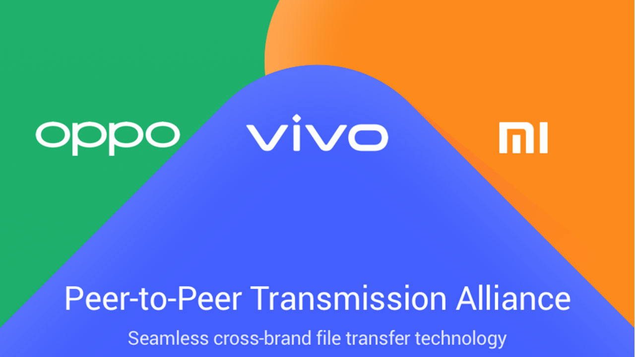 Xiaomi, Oppo y Vivo trabajan en una alternativa a AirDrop para Android