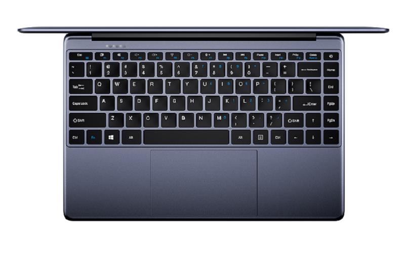 CHUWI HeroBook, teclado