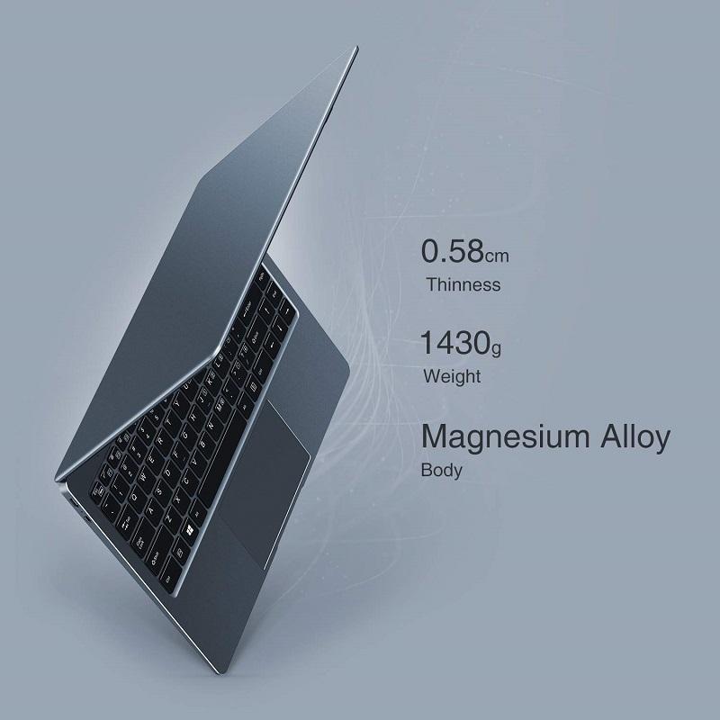 CHUWI LapBook Pro, aspecto