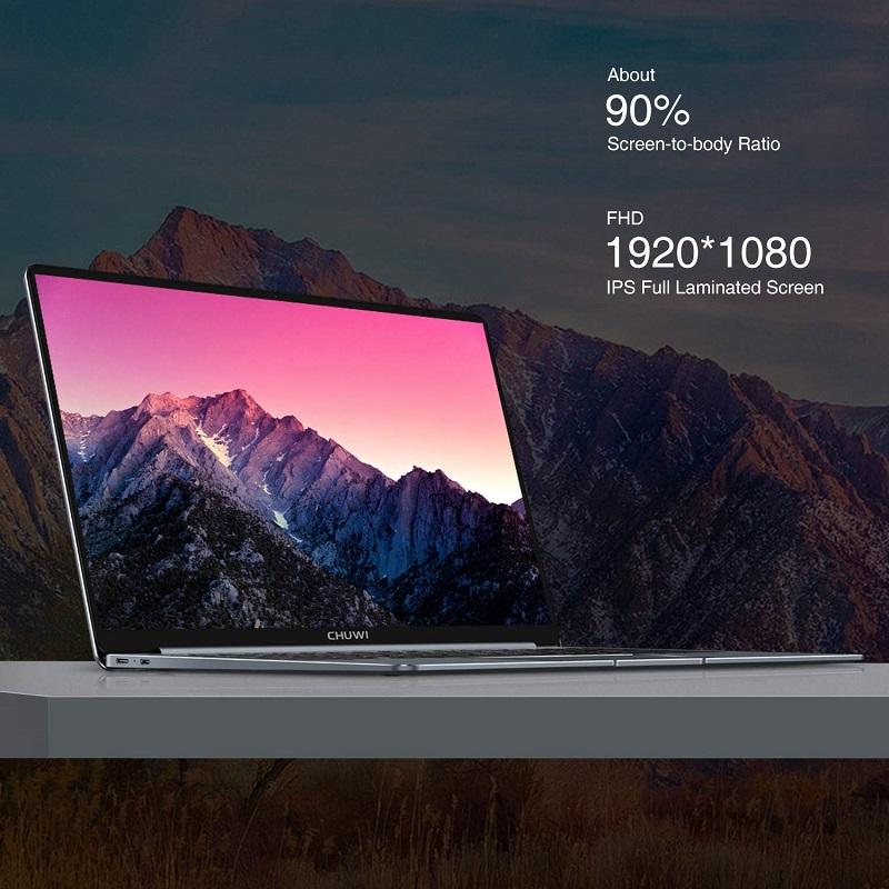 CHUWI LapBook Pro, pantalla