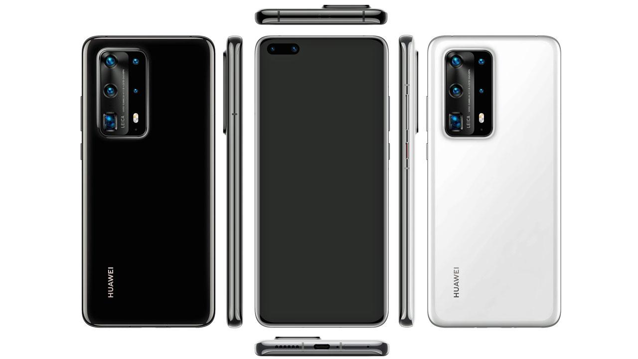 El Huawei P40 y P40 Pro se dan un paseo por TENAA, 5G en ambos