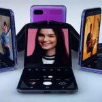 El Samsung Galaxy Z Flip se deja ver oficialmente en los premios Oscars