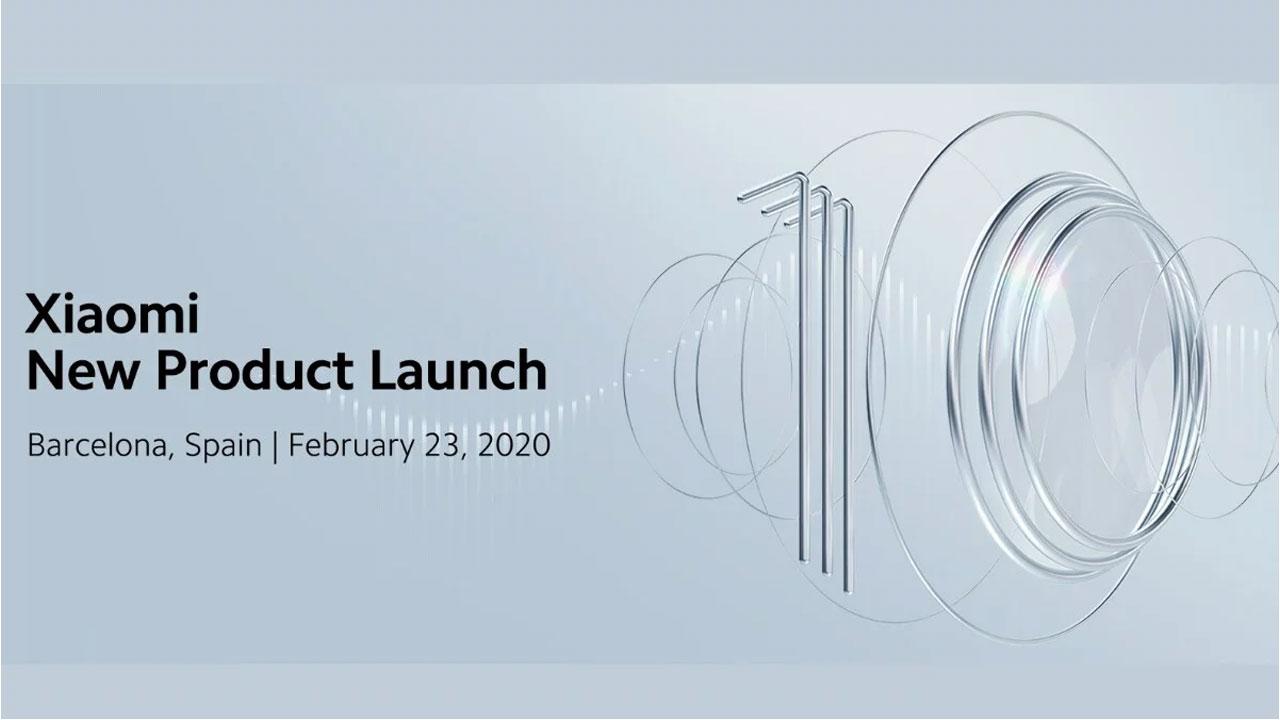 El Xiaomi Mi 10 será anunciado este 23 de febrero en Barcelona