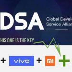 GDSA - Huawei, Xiaomi, Oppo y Vivo crearán su propia tienda de aplicaciones