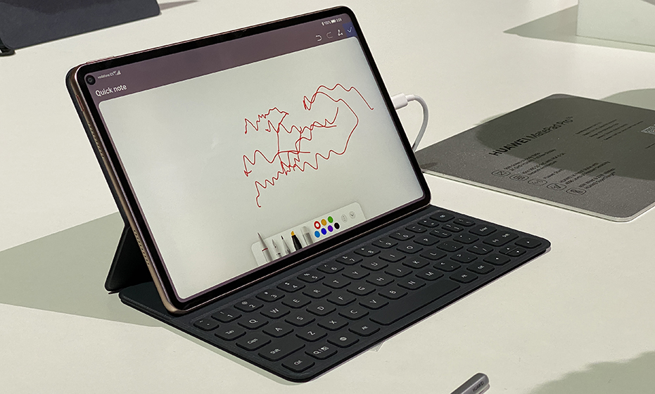 Huawei MatePad Pro - Teclado opcional