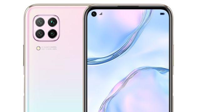 Huawei P40 Lite - Cámaras