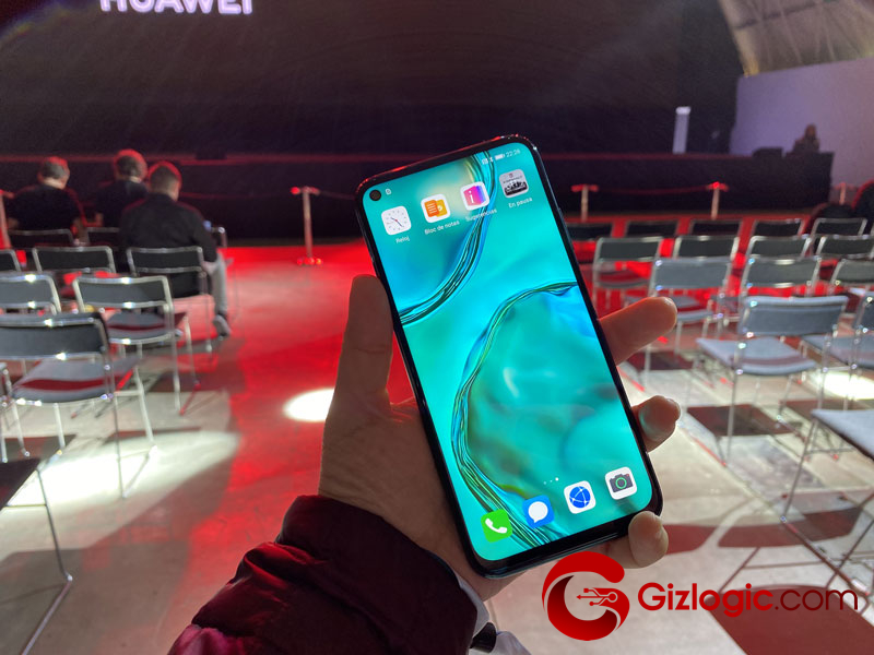 Huawei P40 Lite - Pantalla