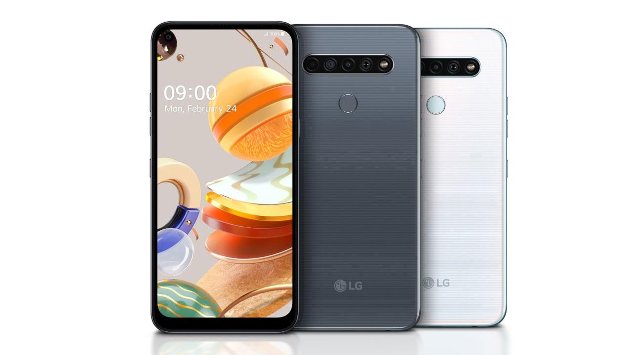 LG K61, K51S y K41S, la nueva gama media de LG con 4 cámaras y pantallas de 6.5