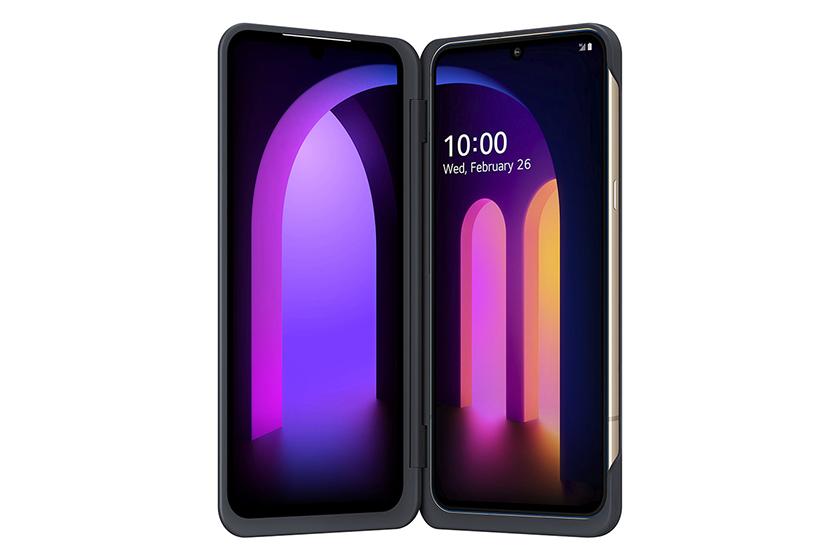LG V60 ThinQ con LG Dual Screen