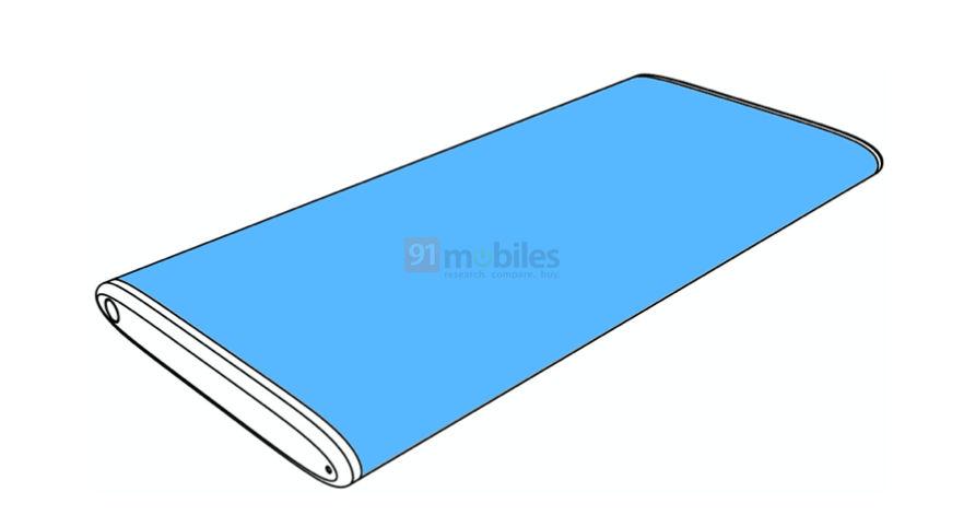 Patente de Xiaomi 1