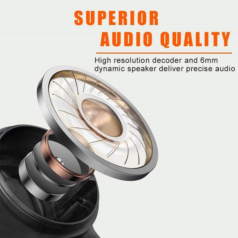 QCY T5, calidad de sonido