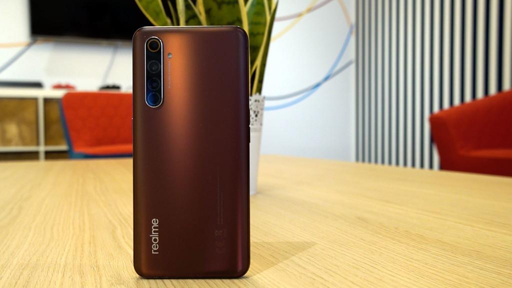 Realme X50 Pro 5G - Diseño
