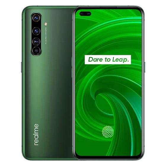 Realme X50 Pro 5G en color Verde Musgo