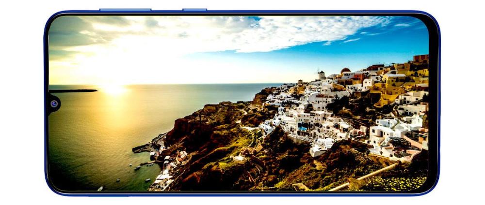 Samsung Galaxy M31 - Pantalla