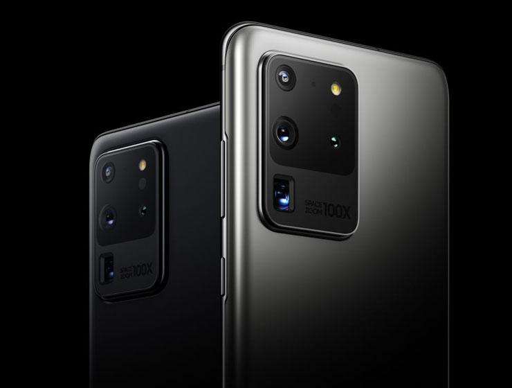 Samsung Galaxy S20 Ultra - Cámaras