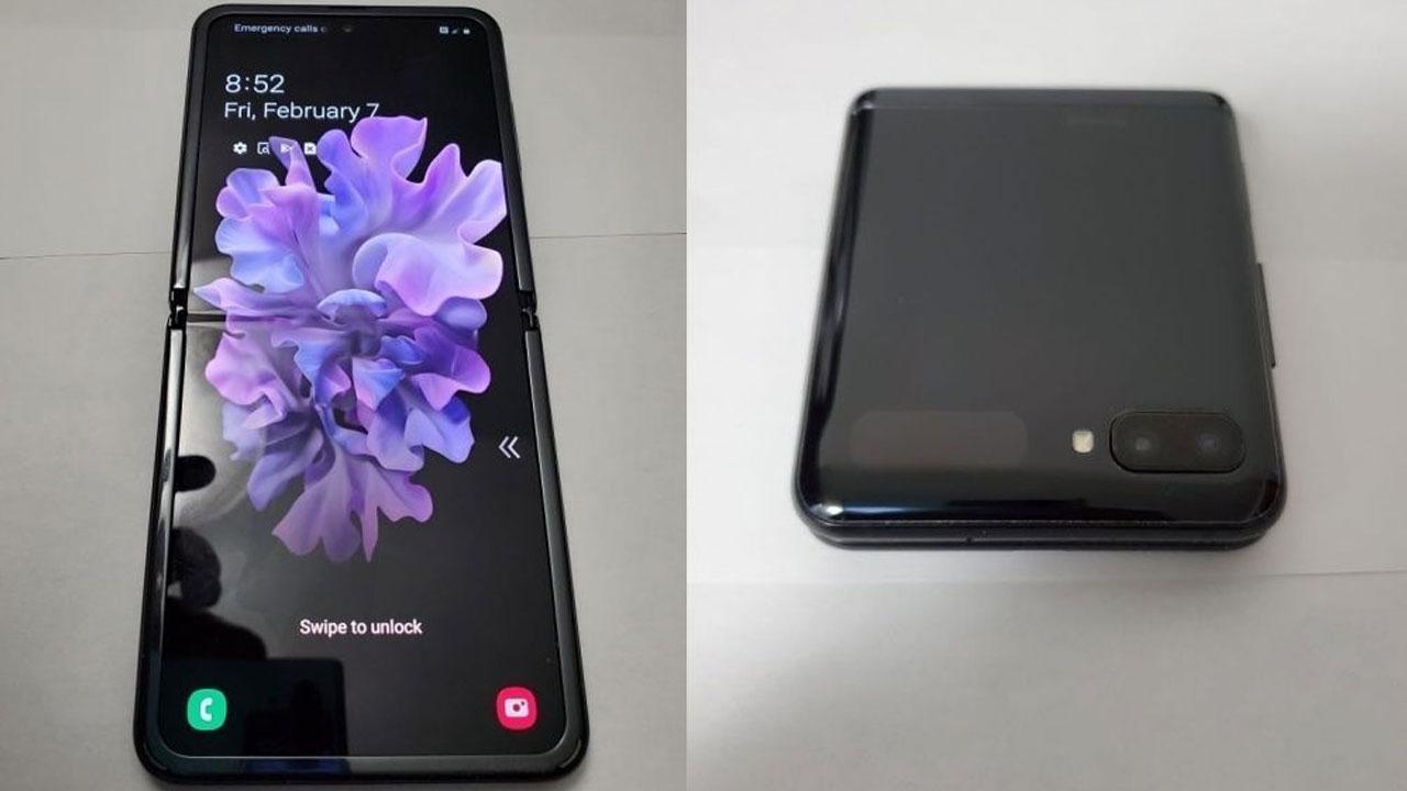 Samsung Galaxy Z Flip, todo lo que se sabe antes de su presentación