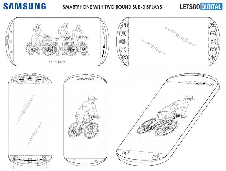 Samsung - Patente