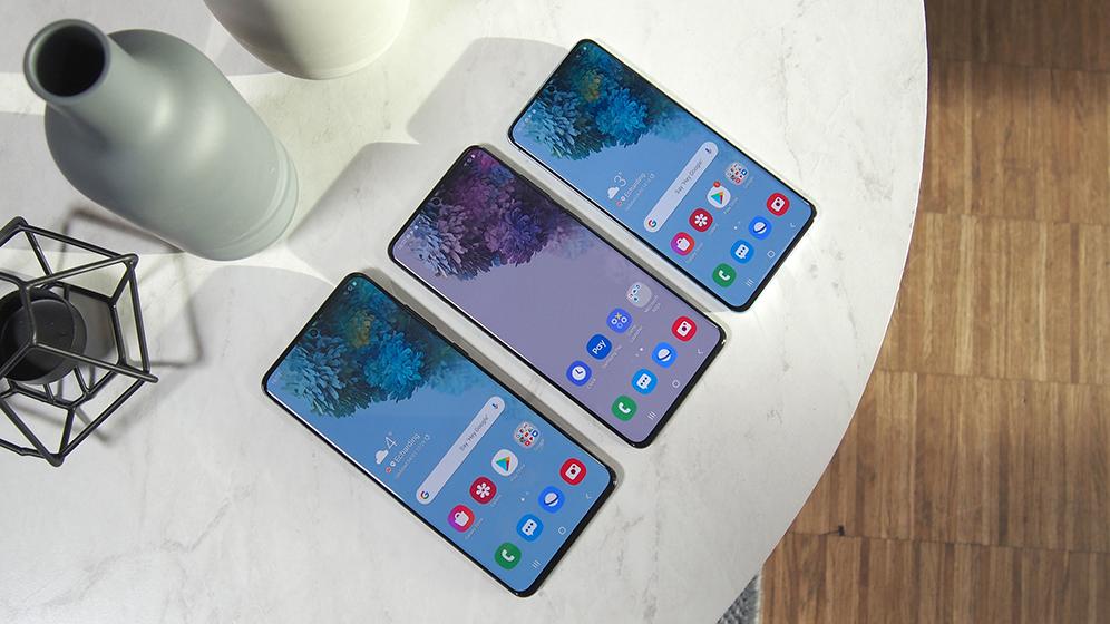 Serie Samsung Galaxy S20