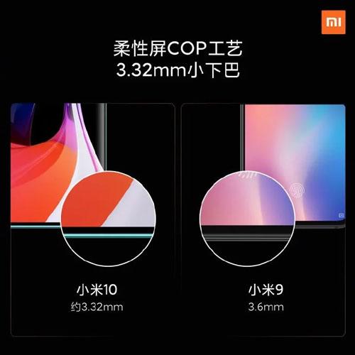 Xiaomi Mi 10 - Pantalla