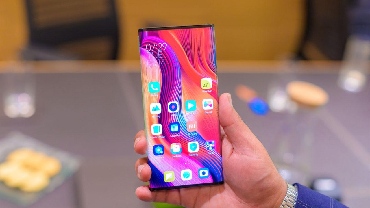 Xiaomi patenta otro smartphone similar al Mi MIX Alpha