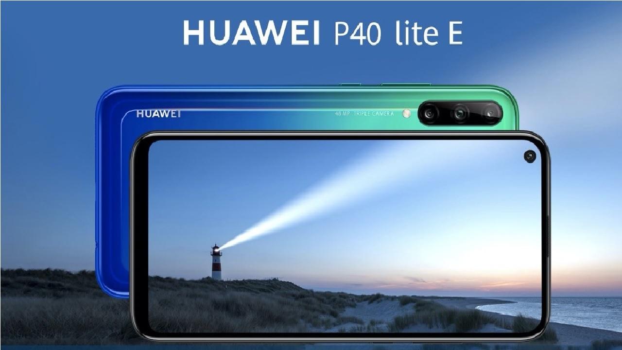 Huawei P40 Lite E, el miembro más económico y reciente de la serie P40