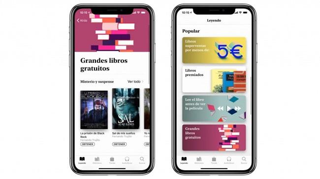 Apple Libros App