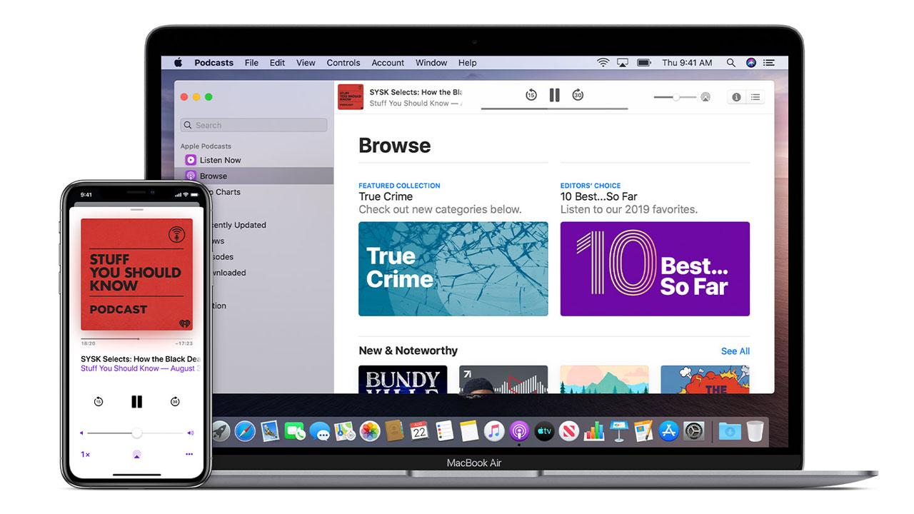 Apple Podcasts - Los mejores para escuchar durante la cuarentena