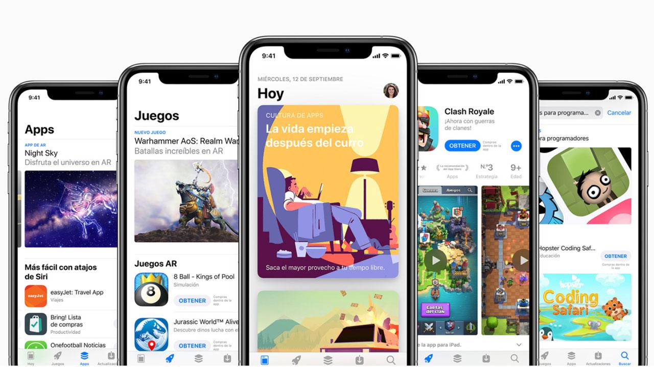 Apple nos recomienda Apps para pasar la cuarentena