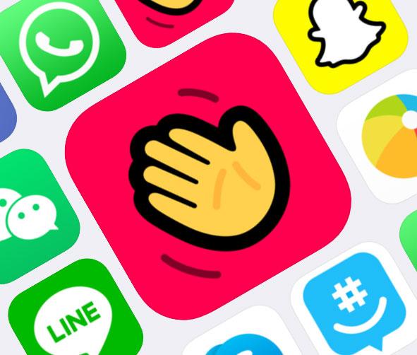 Apps para estar en contacto