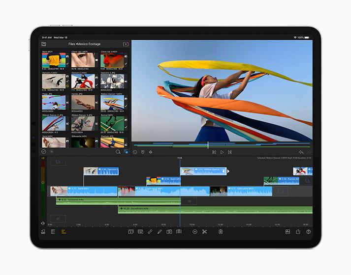 Así es el iPad Pro 2020, familiar pero innovador a la vez