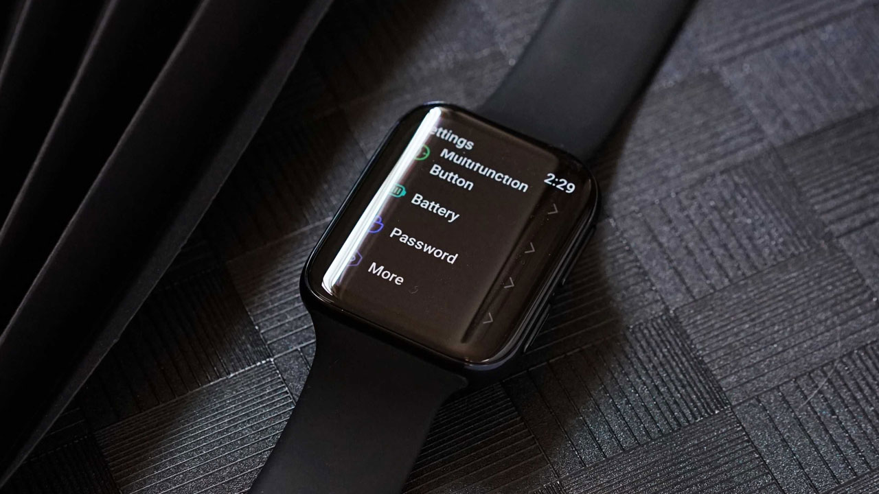 Así será el Smartwatch de Oppo con Wear OS, 1era imagen real