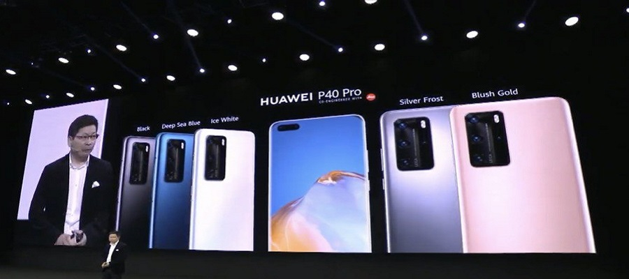 Colores Huawei P40 Pro