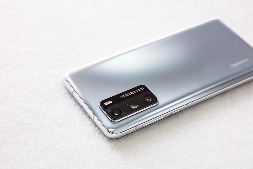 Huawei P40 - Diseño