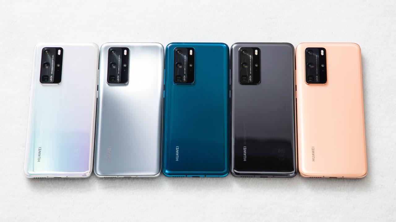 Huawei P40 Pro y P40 Pro+ así son los terminales más anticipados de Huawei