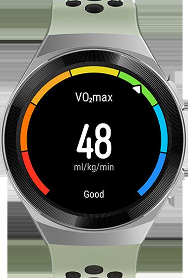 Huawei Watch GT 2e - VO2Max