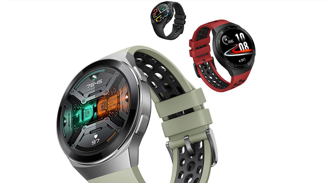 Huawei Watch GT 2e, conoce al Smartwatch deportivo renovado de Huawei
