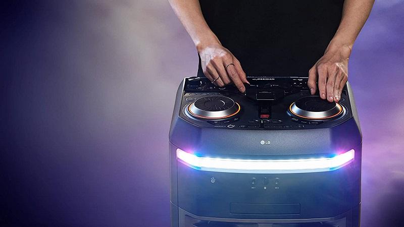 LG OL100, DJ