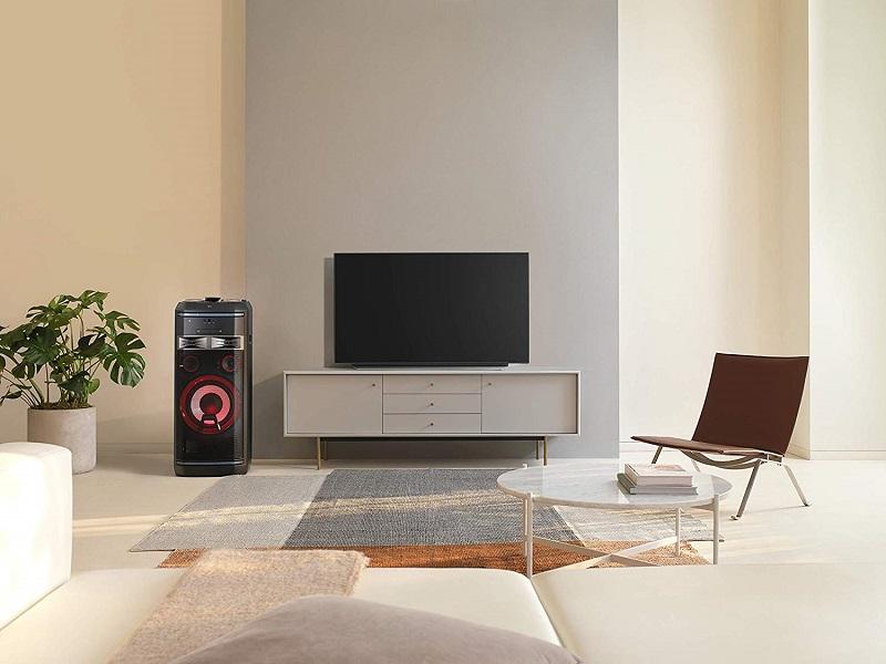 LG OL100, TV