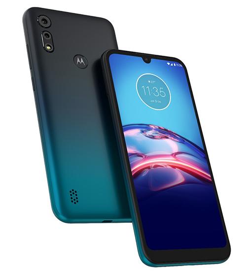Motorola Moto E6s - Diseño y construcción